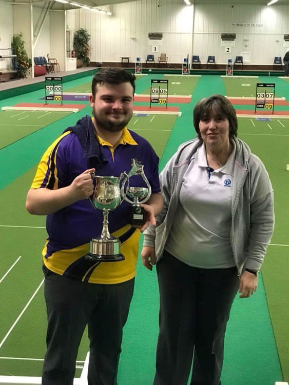 County Singles 2018